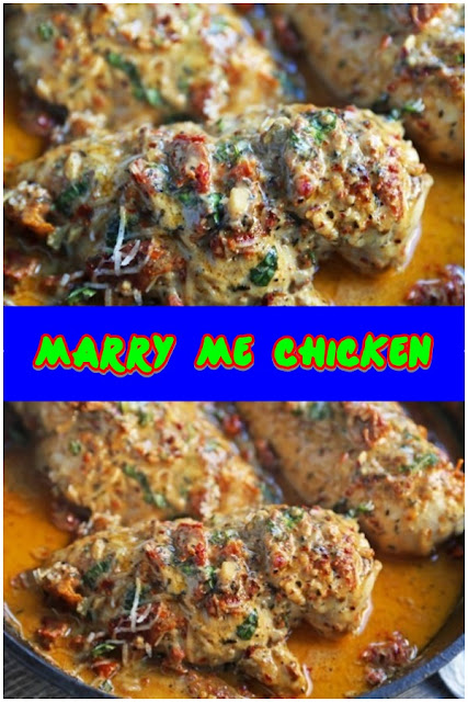 #Marry #Me #Chicken