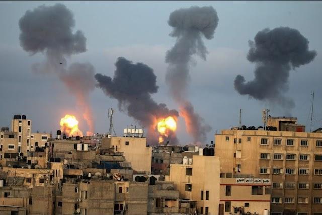 Israel Hianati Gencatan Senjata Dengan Palestina | LihatSaja.Com
