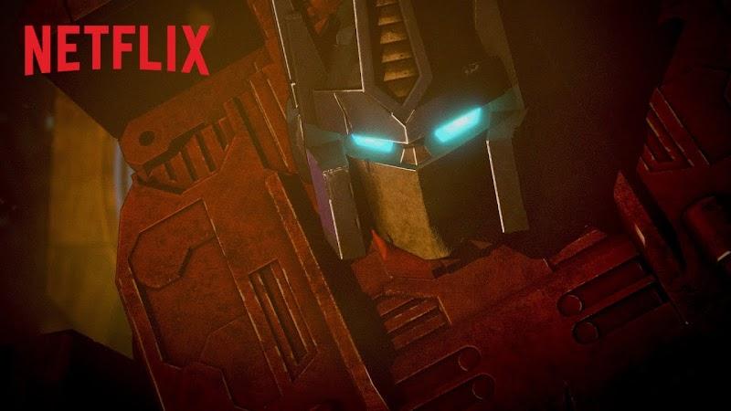 Netflix Hadirkan Serial Animasi Transformers: War for Cybertron Trilogy Siege