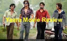 यारा मूवी रिव्यू: विद्युत जामवाल की एक्शन फिल्म में इसके लम्हें हैं - लेकिन बहुत कम और दूर!Yaara Movie Review
