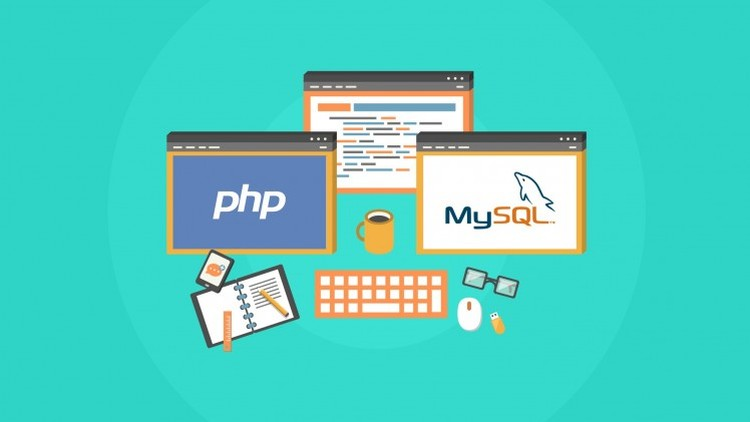 Beginner PHP and MySQL Tutorial in Arabic