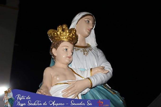 Festejos de Nossa Senhora do Amparo 2019 - Encerramento