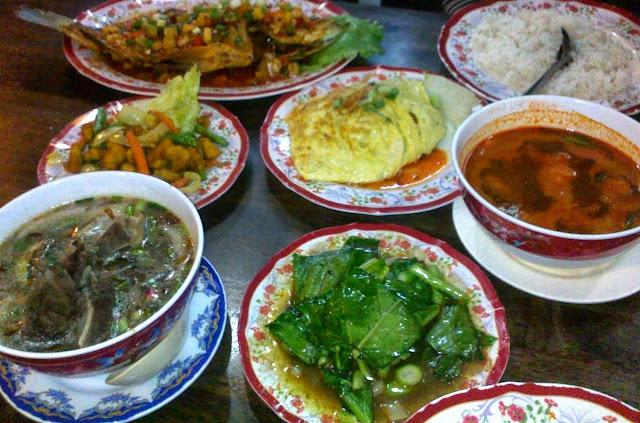 Saat Sahur, Jangan Mengkonsumsi 4 Jenis Makanan Ini, Bahaya!!