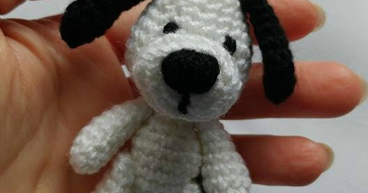 Miniature Puppy Assembly Instructions ~ Amigurumi To Go