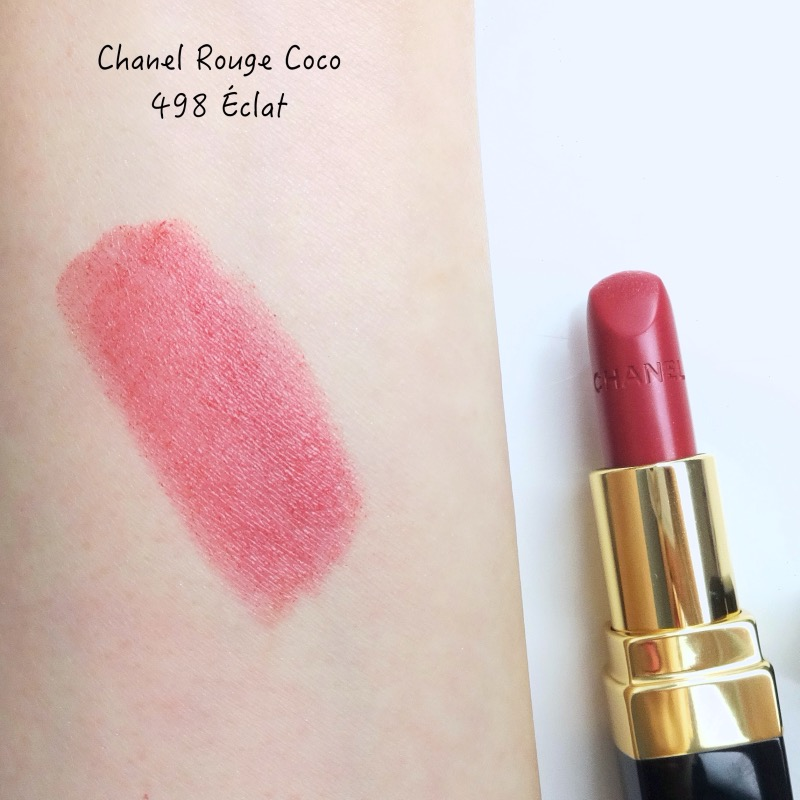 Chanel Rouge Coco Eclat swatch