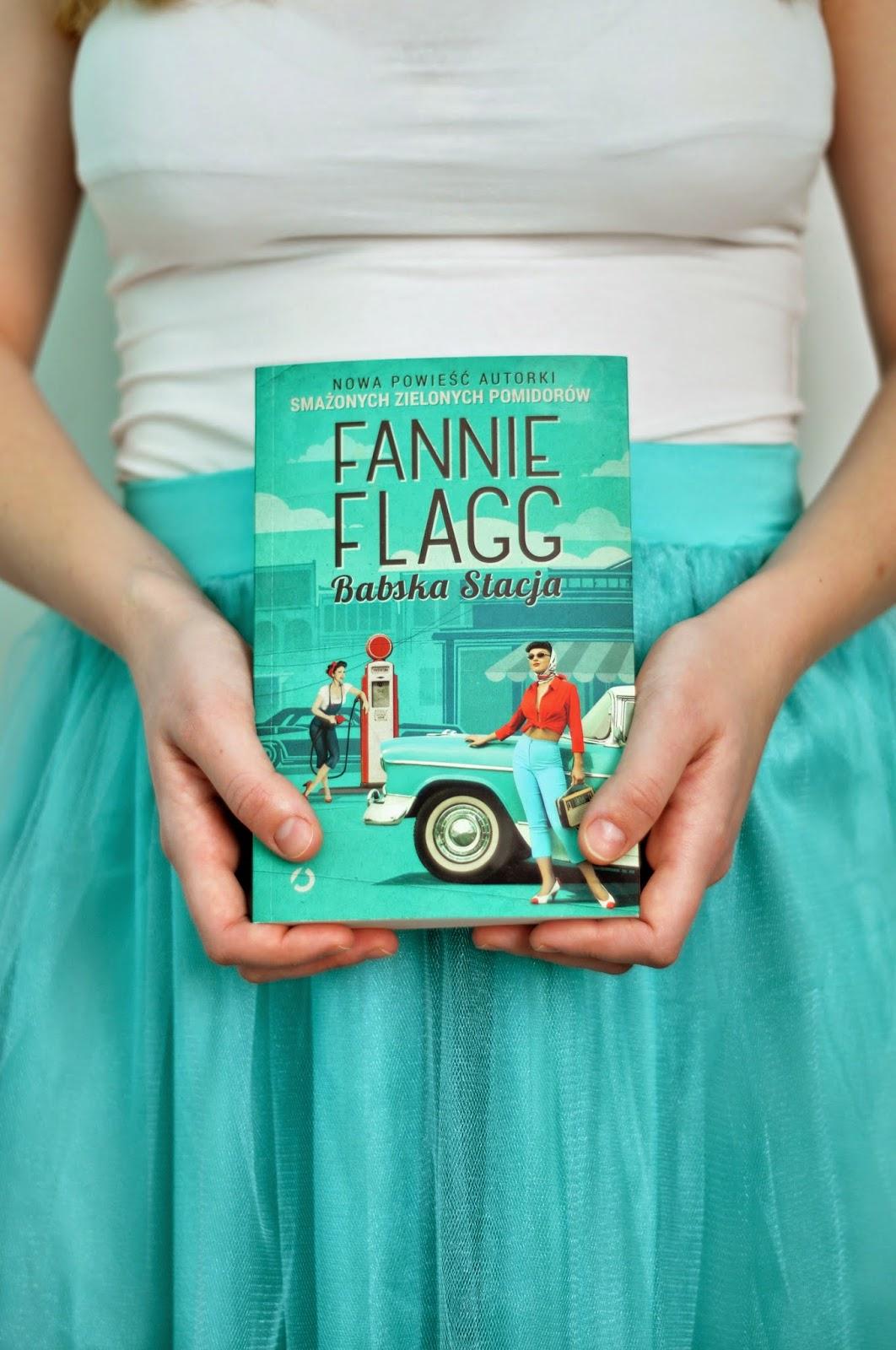 Fannie Flagg Babska Stacja miętowa tiulowa spódnica