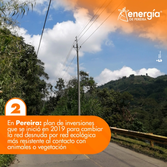 Suspensiones programadas del servicio de energía