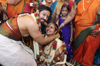 actor Nakul Sruti wedding