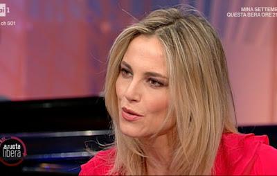 Francesca Fialdini labbra da noi a ruota libera 7 febbraio