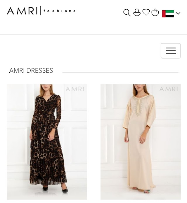 Amri.ae Fashion Shop Ajman