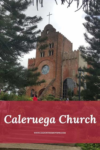 Caleruega Church travel guide