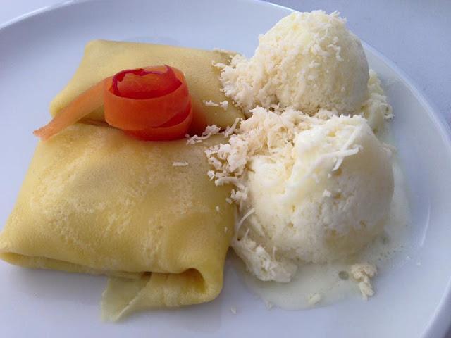 pancake duren dari durian istimewa