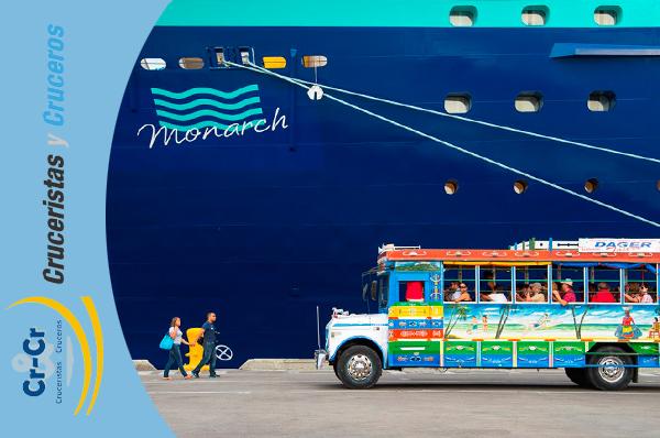 NOTICIAS DE CRUCEROS - En época de frío lo mejor es realizar un crucero por países cálidos, ¿Qué os parece el Caribe?