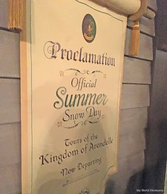 A Look at the Norway Pavilion and Frozen Ever After
