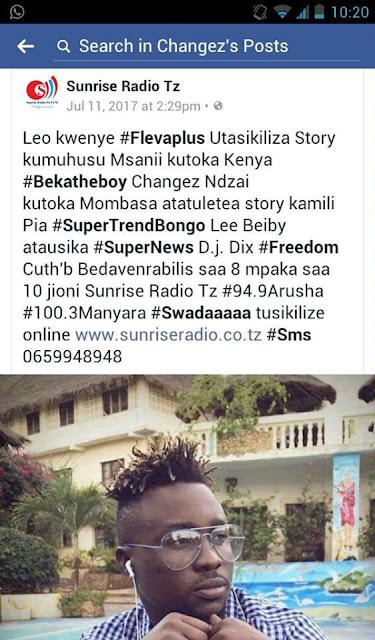 Beka the Boy  Photo  Courtesy Changez Ndzai