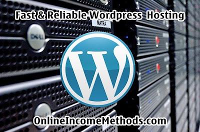 Top 5 Best Web Hosting Companies for Wordpress Blogs 2021