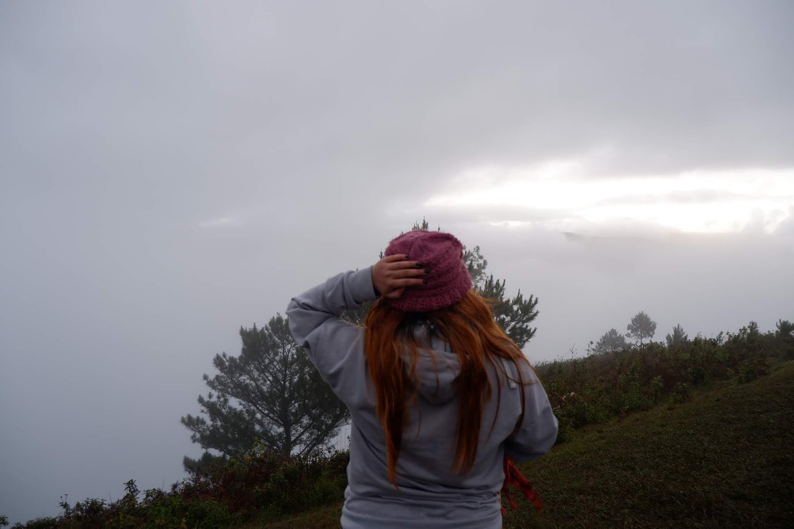 Marlboro Hills and Blue Soil Traverse Trek in Sagada