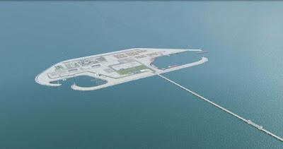 Israel projeta construir uma ilha artificial em frente a Faixa de Gaza