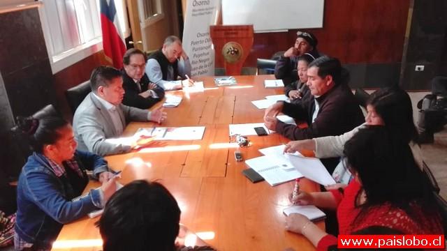 Comunidades destacan avances en mesa Provincial indígena