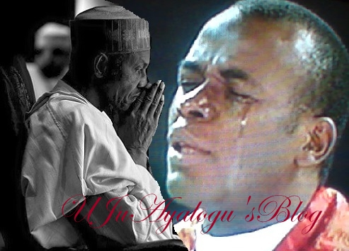 I Heard A Cry Like Rain From Aso Rock - Fr. Mbaka's SHOCKING New Vision That Suggests Buhari Might've ....
