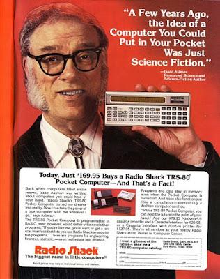 Asimov - TRS-80 Pocket Computer