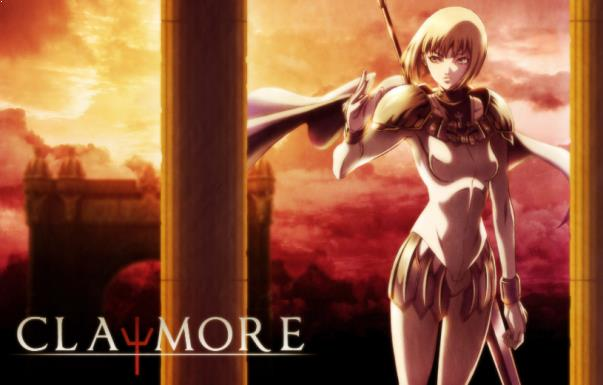 Claymore - Top Anime Like Shingeki no Kyojin (Attack on Titan)