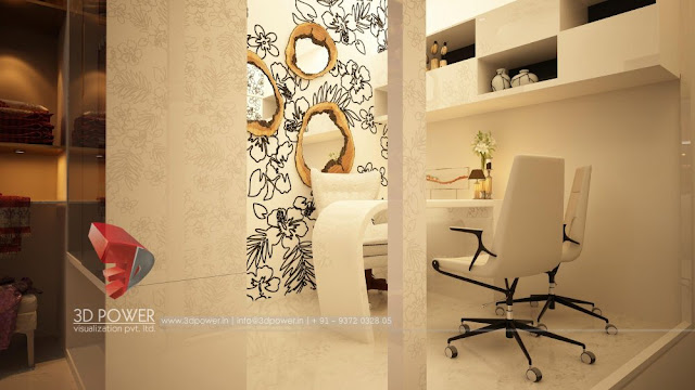 Interior 3D Rendering Services for a Residential & Commercial Spaces by foremost Architectural Rendering Company.