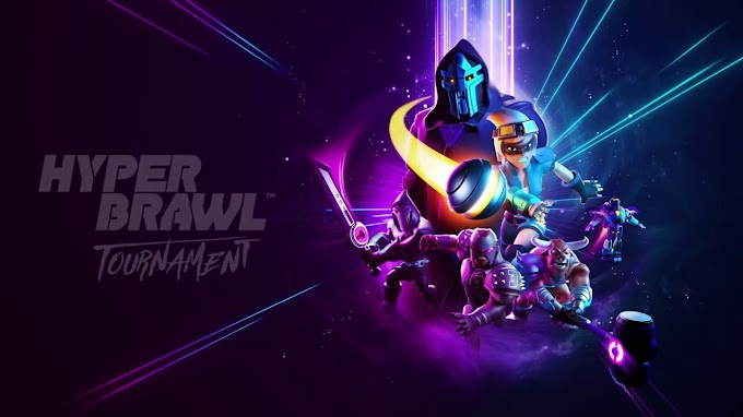 Rekabeti Aşılayan Oyun: HyperBrawl Tournament