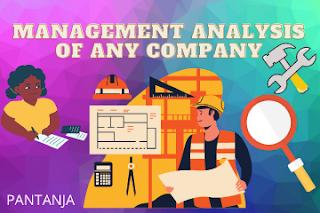 Management analysis.