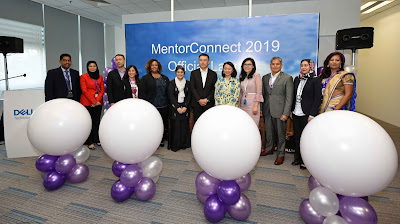 Dell Technologies MentorConnect Launch 2019