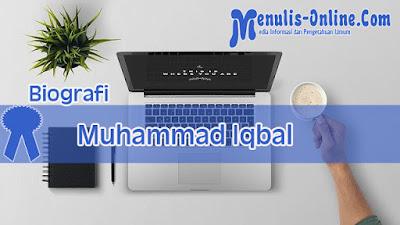 Biografi Muhammad Iqbal Tokoh Pembaharuan dan Modernisasi Dunia Islam