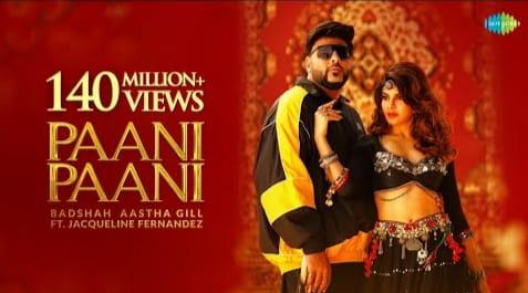 Paani Paani Lyrics in Hindi, Badshah, Hindi Songs Lyrics