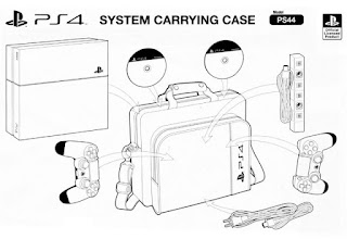 Bag Maletin para Sony PS4 en Lima Peru