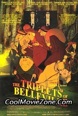 Belleville Rendez-vous (2003)