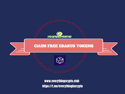 Upcoming Airdrops - Claim Free Ebakus Tokens