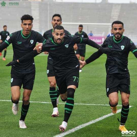 Watch Difaa Hassani El-Jadidi vs Mouloudia Oujda Live Match