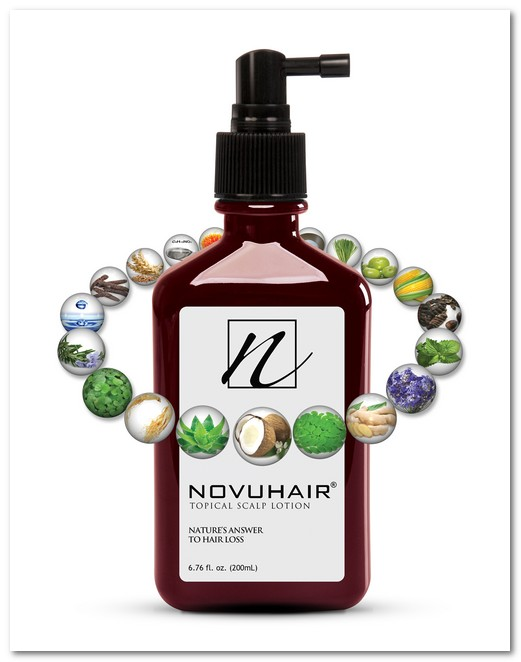 novuhair, scalp lotion