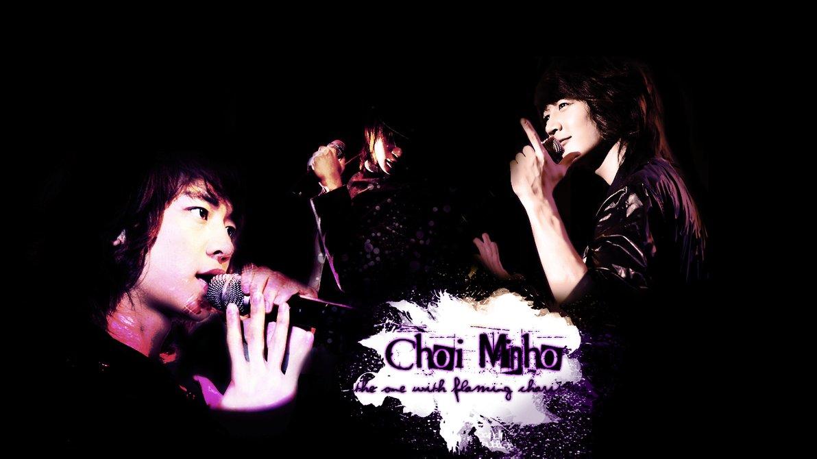 Choi Minho Walpaper3