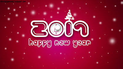 Advance Happy New Year 2017