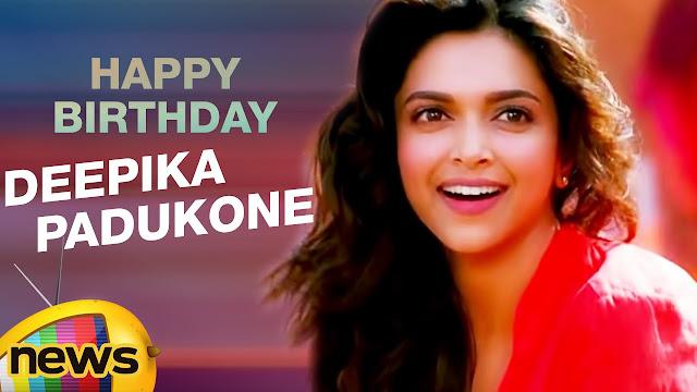 Deepika Padukone Celebrates Birthday - Here Full Report