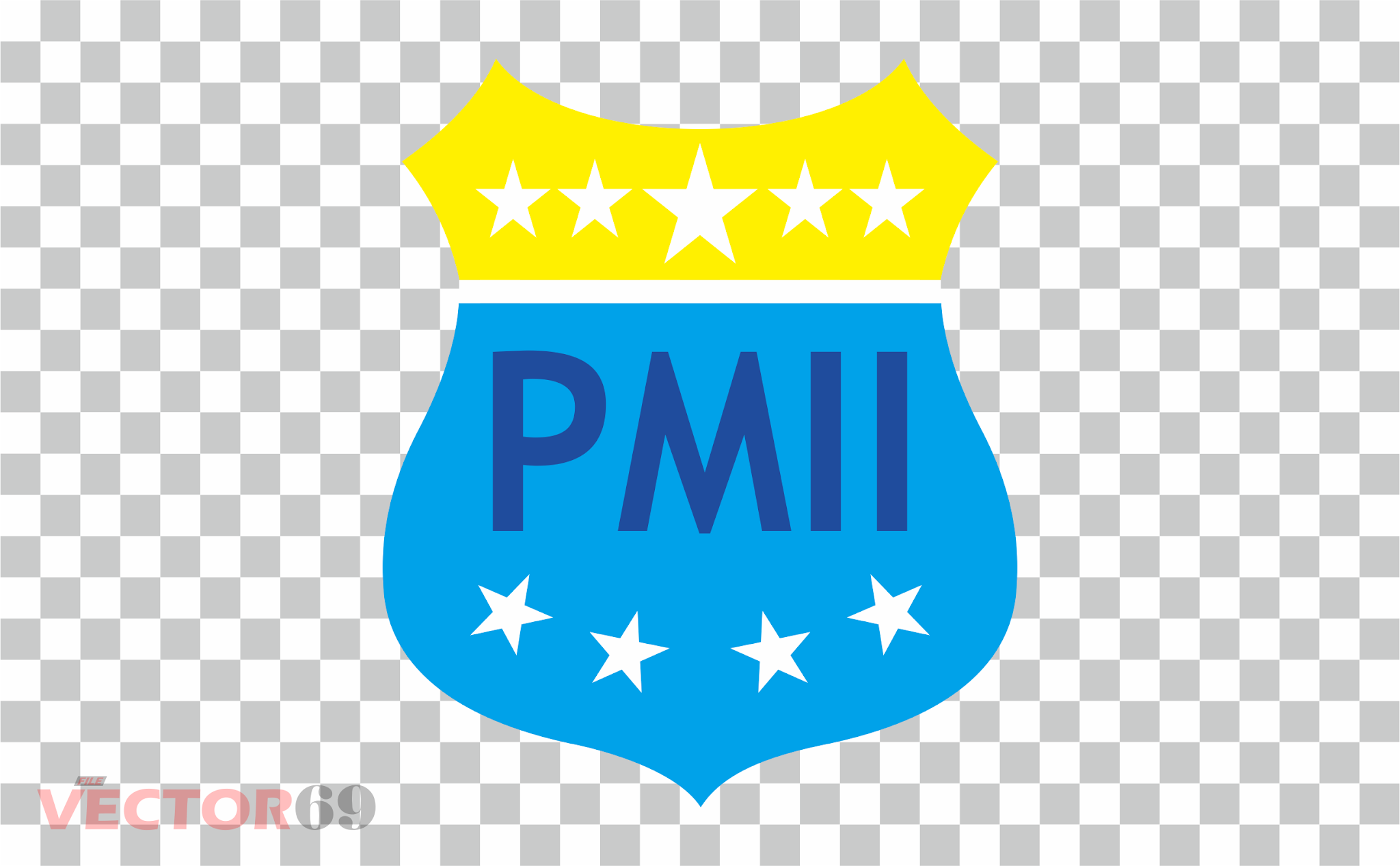 PMII (Pergerakan Mahasiswa Islam Indonesia) Logo - Download Vector File PNG (Portable Network Graphics)