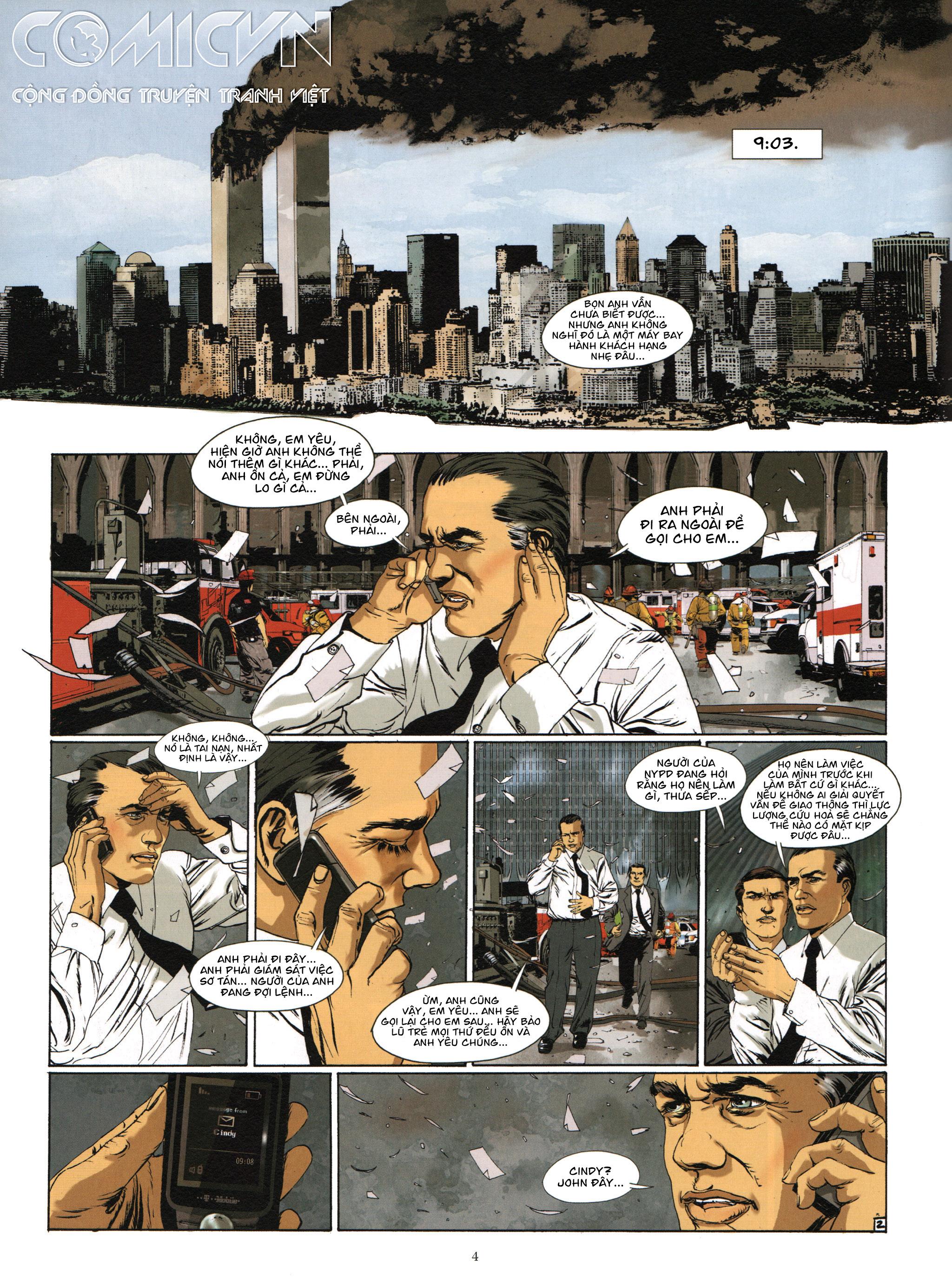9/11 - Chiến Hoạ Khủng Bố