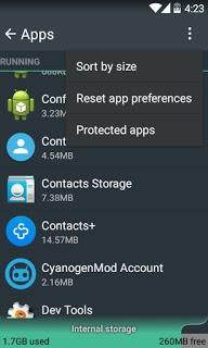 Cara memperbaiki Android.Process.Acore Has Stopped
