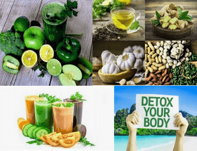 How To Remove Toxins From Body Naturally At Home