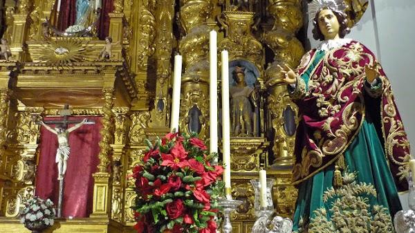 La delegación diocesana de Jerez no autorizó el traslado de San Juan del Cristo a San Miguel