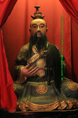 statue, Wong Tai Sin, Tin Hau Temple, Aberdeen, Hong Kong