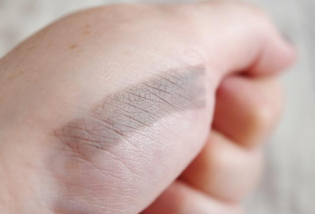makeup hand swatch