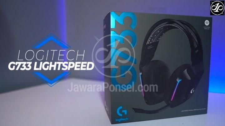 Headset Logitech G733 Light Speed