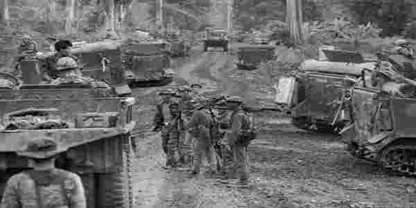 الحرب في كمبوديا