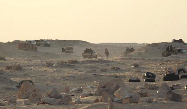 🚨 عاجل | الجيش الصحراوي يقود عملية عسكرية هذه الأثناء في منطقة الگرگرات.